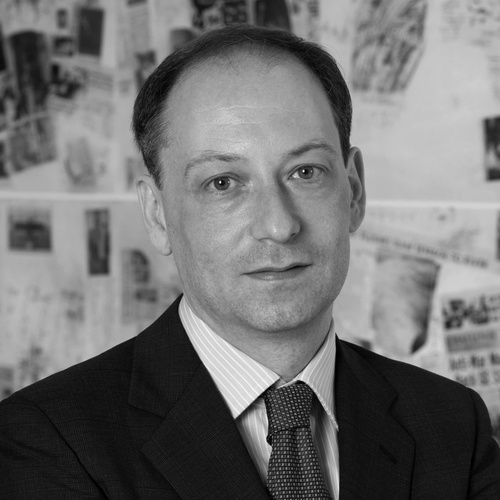 Christophe Cherix - The Robert Lehman Foundation Chief Curator of Drawings and Prints
