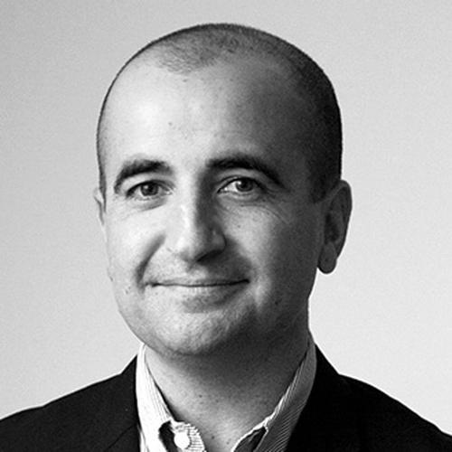David Breslin - Director of Curatorial Initiatives