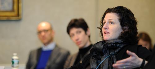 Judith Dolkart during CCL