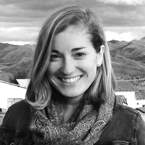 Julia McHugh - Trent A. Carmichael Curator of Academic Initiatives