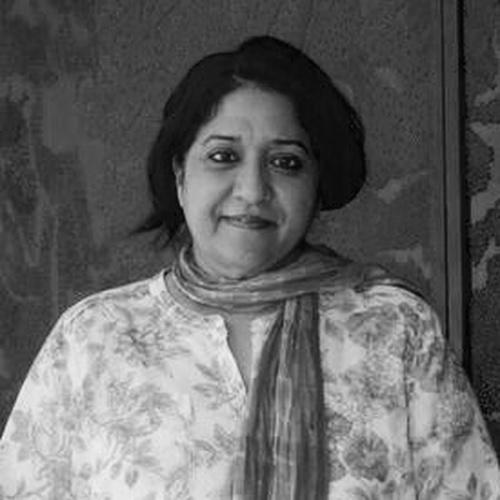 Roobina Karode - Director and Chief Curator