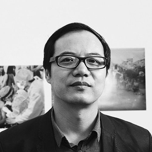 Wang Chunchen - Head of the Department of Curatorial Research